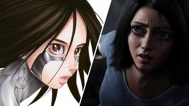 """So krass unterscheidet sich """"Alita: Battle Angel"""" von der Manga-Vorlage"""