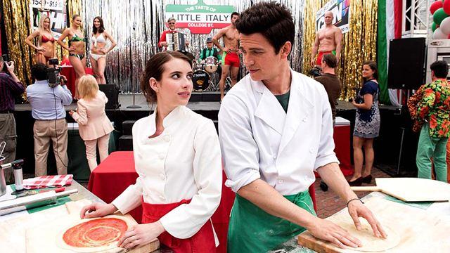 """""""Star Wars""""-Star im deutschen Trailer zu """"Ein Rezept für die Liebe"""": Vom Jedi zum Pizza-Bäcker!"""