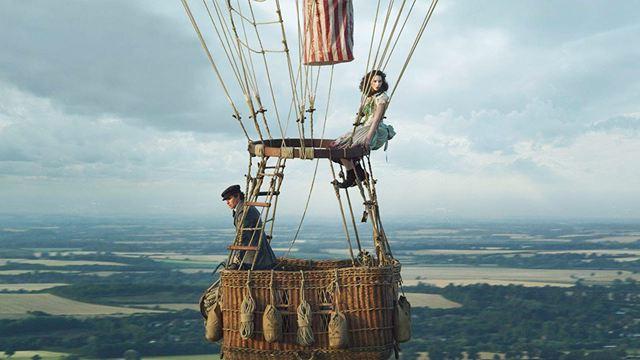 """Neuer Trailer zum Heißluftballon-Abenteuer """"The Aeronauts"""" mit Eddie Redmayne und Felcity Jones"""