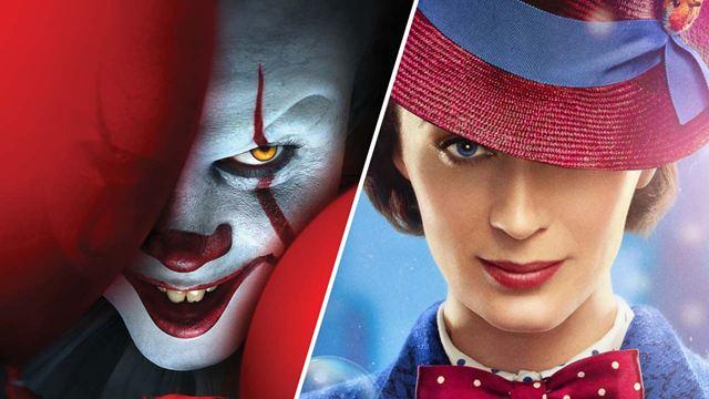 """Verrückte """"ES 2""""-Theorie: Gehören Pennywise und Mary Poppins zur selben Spezies?"""