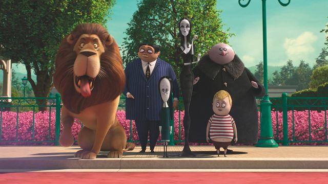 """""""Die Addams Family 2"""": Schon vor Kinostart des ersten Teils ist die Fortsetzung in Arbeit"""