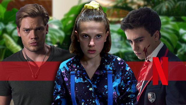 Alle auf Netflix: Die drei Lieblingsserien unserer Schülerpraktikantin Lorien