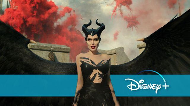 Neu bei Disney+: Angelina Jolie spielt als dunkle Fee wieder groß auf