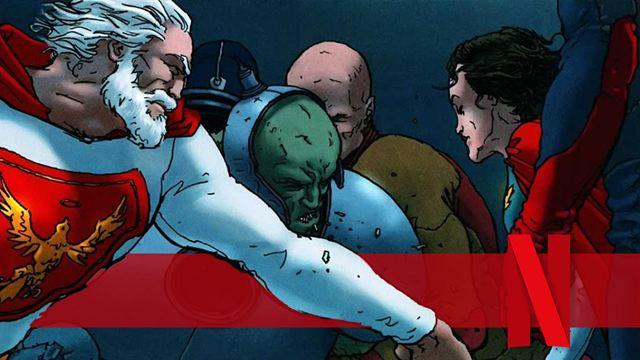 """Neue Netflix-Superhelden-Serie: In """"Jupiter's Legacy"""" trifft """"The Boys"""" auf """"Watchmen"""" und """"Kingdom Come"""""""