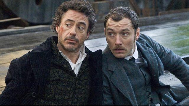 """Wegen Corona: Vorerst kein """"Sherlock Holmes 3"""" mit Robert Downey Jr."""