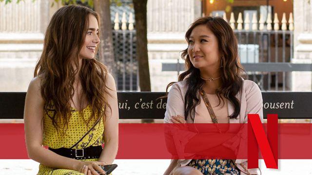 """""""Emily in London"""" statt """"Emily in Paris""""? Für Staffel 2 stellt Lily Collins Europa-Trip in Aussicht"""