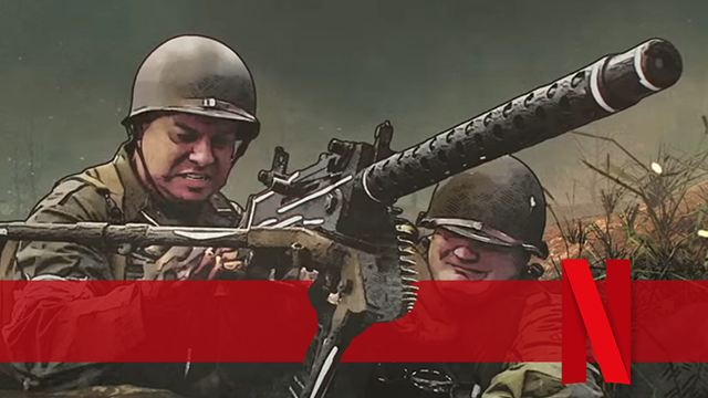 """Netflix' Zweite-Weltkriegs-Serie sieht hammermäßig aus: Trailer zu """"Der Befreier"""""""