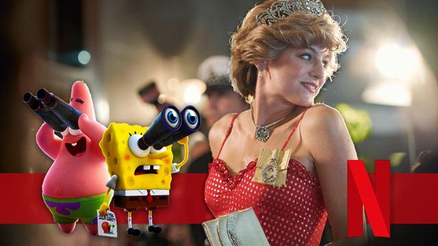 """""""The Crown"""", """"SpongeBob"""" & mehr: Die Highlights der Netlix-Neuheiten im November 2020"""