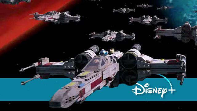 """Neue """"Star Wars""""-Komödie auf Disney+: Im deutschen Trailer geht's auf Zeitreise"""
