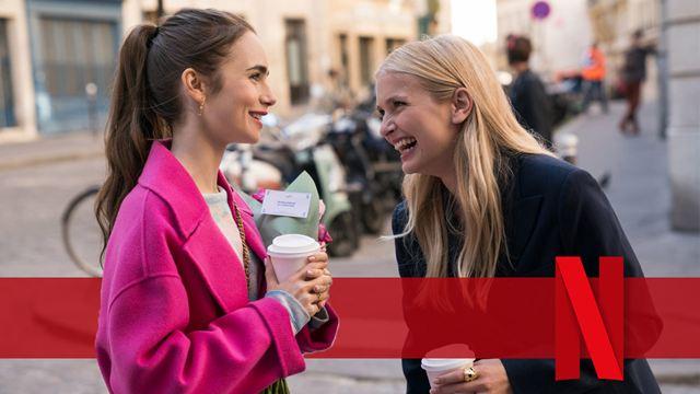 """Staffel 2 von """"Emily in Paris"""" kommt: So selbstironisch und witzig kündigt Netflix die Fortsetzung an!"""