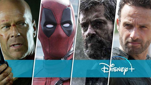 """Heute neu auf Disney+: Star bringt hunderte (!!!) Filme & Serien auf einen Schlag – von """"The Walking Dead"""" bis """"Deadpool"""""""