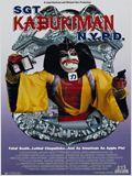 Seargeant Kabukiman