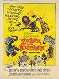 Ein Zebra in der Küche