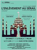 L'Enlèvement au Sérail - All'Opera (CGR Events)