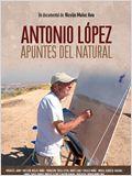Antonio López. Apuntes del natural