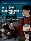 April und die außergewöhnliche Welt