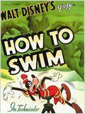 Goofys Schwimmschule