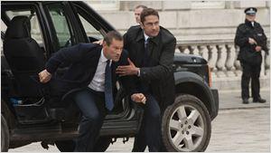 """""""London Has Fallen"""": Exklusive Posterpremiere zum Action-Thriller mit Gerard Butler und Morgan Freeman"""