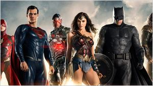 """Der erste Teaser zu """"Justice League"""" mit Batman und Superman"""