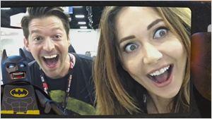 """Zum Schießen: Selfies mit dem Dunklen Ritter im lustigen Video zu """"LEGO Batman Movie"""""""