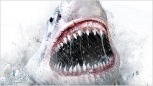 """Hai-Alarm in Grönland: Erster rasanter Trailer zum Horror-Abenteuer """"Ice Sharks"""""""