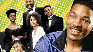 """Freudige """"Der Prinz von Bel-Air""""-Reunion: Will Smith posiert mit Carlton, Hilary und Co."""