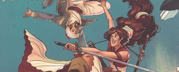 """Konkurrenz für Lara Croft: Disney will Graphic Novel """"Delilah Dirk"""" verfilmen"""