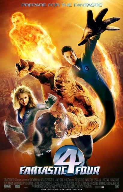 Fantastic Four Schauspieler