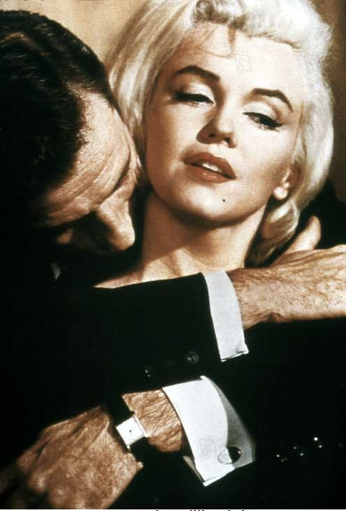 Yves Montand Marilyn Monroe