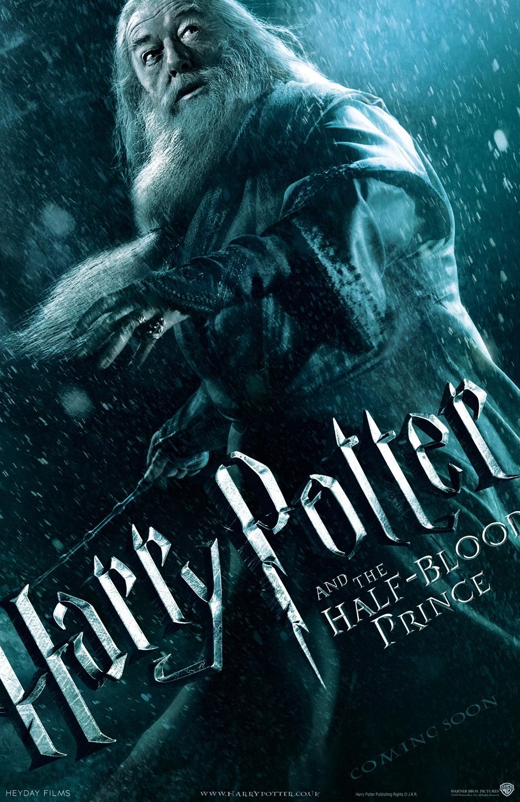 Harry Potter Und Der Halbblutprinz Besetzung