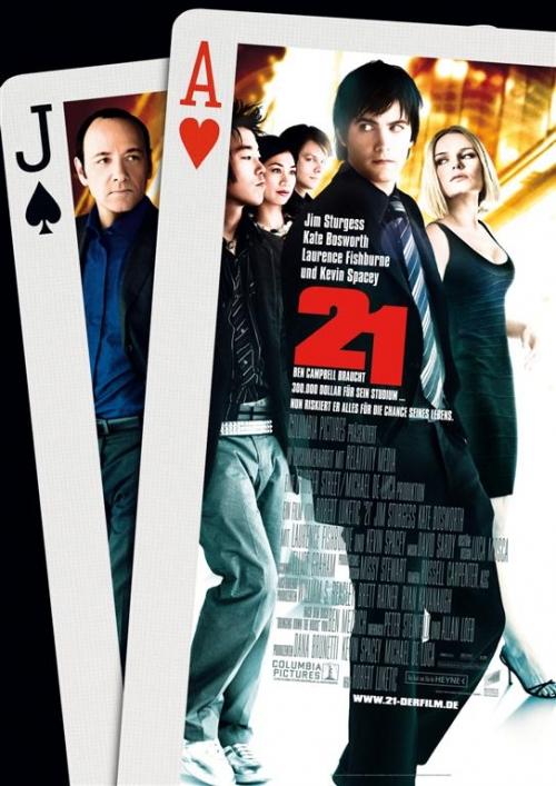 21 (Film) Besetzung