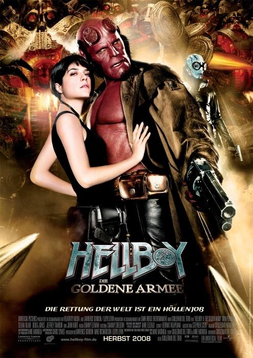 Hellboy – Die Goldene Armee Besetzung