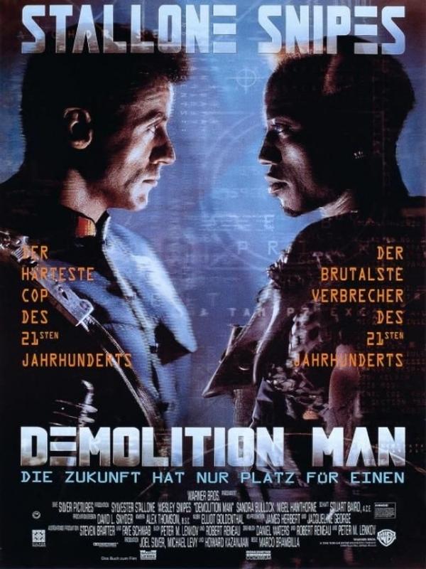 Demolition Man Besetzung