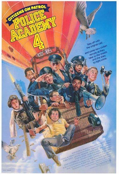 Police Academy 4 Besetzung