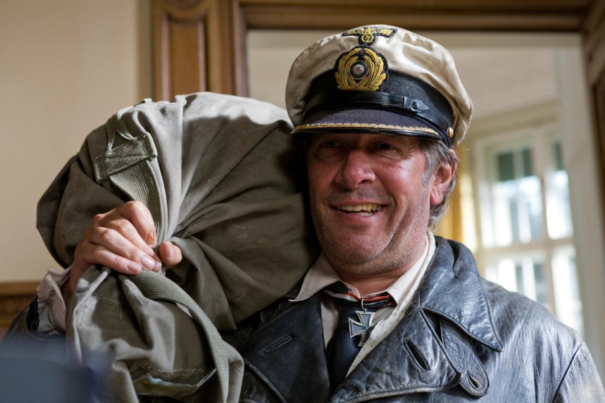 Das Boot Jan Fedder