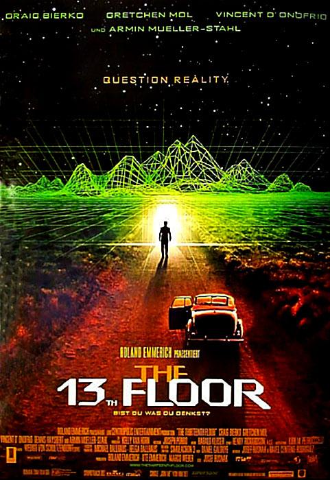 The 13th Floor Schauspieler Regie Produktion Filme