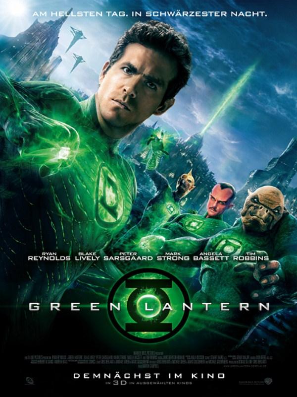 Green Lantern Besetzung