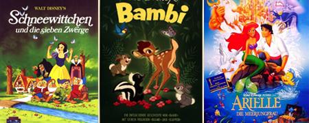 Jubiläum Alle 50 Disney Animationsfilme Von 1937 Bis Heute Filme