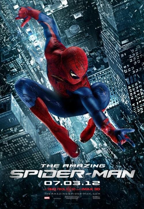 The Amazing Spider-Man Besetzung