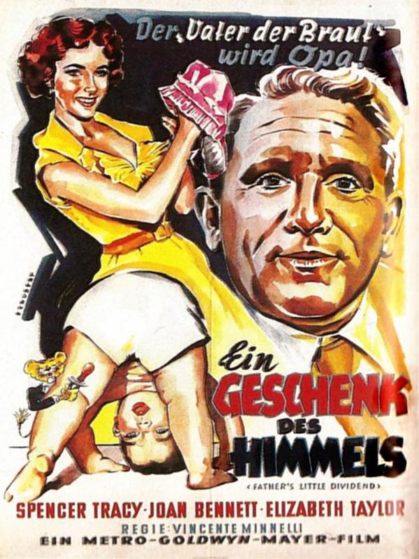Ein Geschenk Des Himmels Film 1951 Filmstartsde