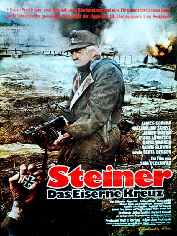 Steiner Das Eiserne Kreuz Ganzer Film