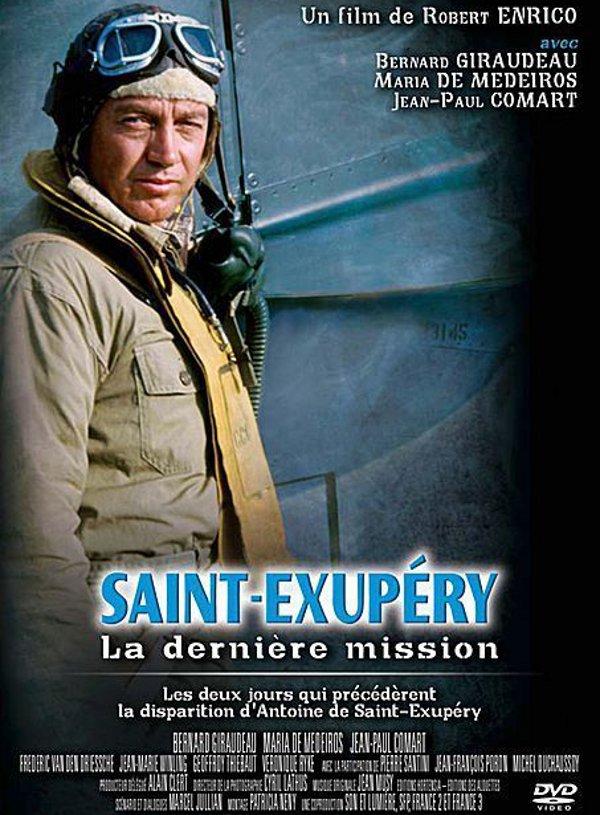 Saint-Exupéry: La dernière mission - Film 1996 - FILMSTARTS.de