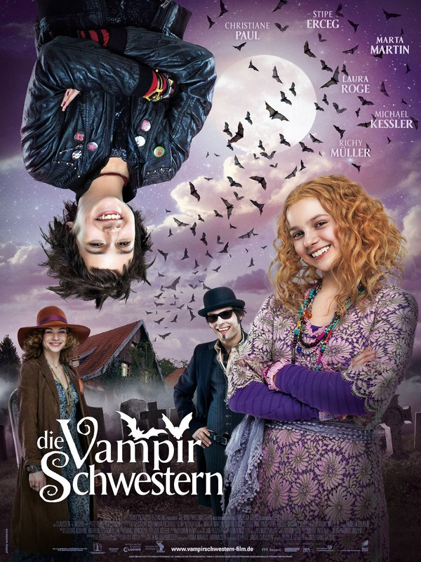 Die Vampirschwestern Schauspieler