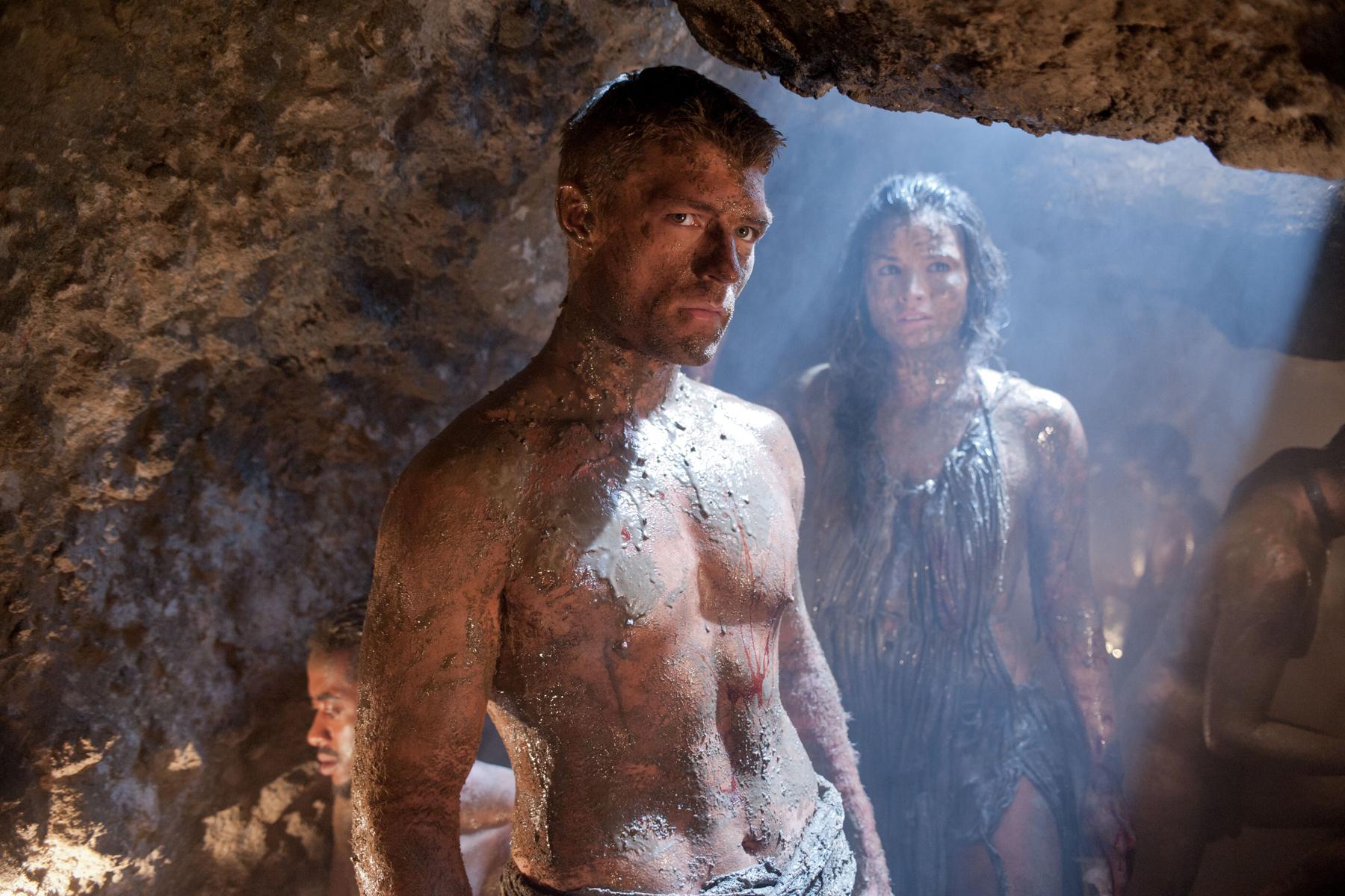 Spartacus: Bild Liam McIntyre - 61 von 212 - FILMSTARTS.de