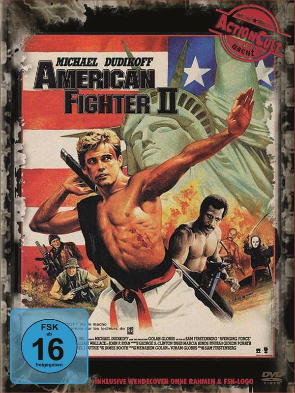 American Fighter Ii – Der Auftrag Besetzung