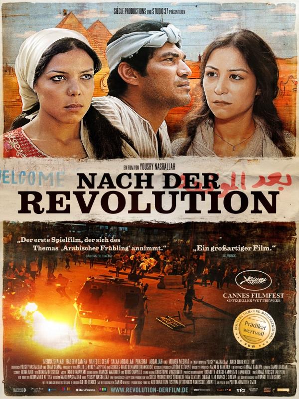 Nach Der Revolution Dvd