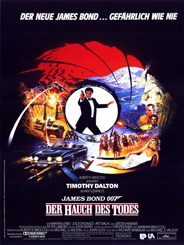 James Bond Der Hauch Des Todes