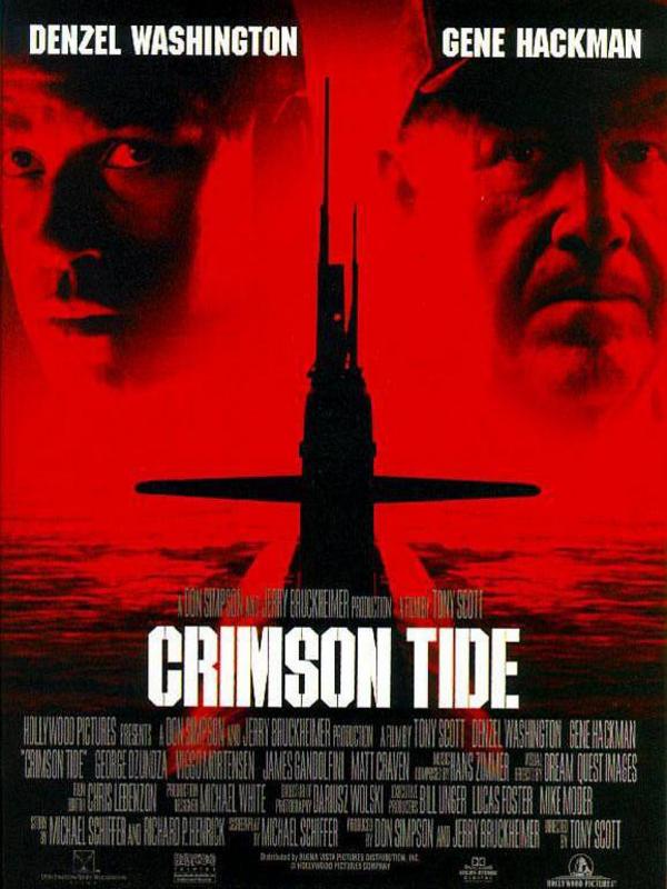 Crimson Tide – In Tiefster Gefahr