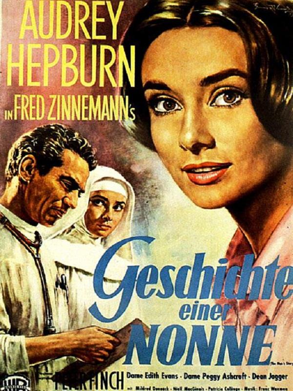 Geschichte Einer Nonne Dvd