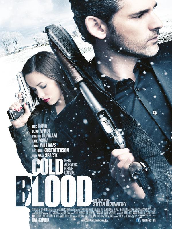 Cold Blood – Kein Ausweg. Keine Gnade. Besetzung